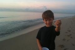 Ebb Tide Sea Glass Hunting