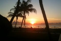 ebb tide sunrise 2011
