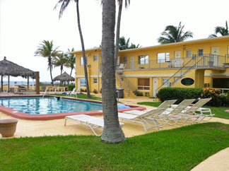 Ebb Tide Resort Pool