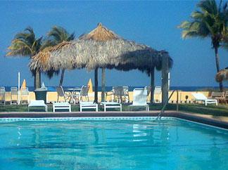 Ebb Tide Resort Pool And Beach