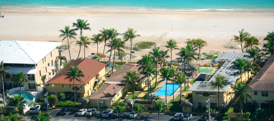 Ebb Tide Resort Panoramic View