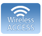 Wireless Access Icon